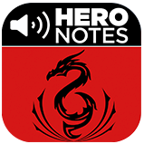 The Art of War Hero Notes App Icon