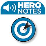 Great Work Great Career Hero Notes App Icon