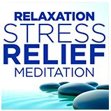 Stress Relief Meditation App Icon