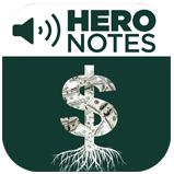 Think and Grow Rich  Hero Note App Icon