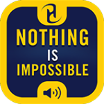 Nothing Is Impossible App Icon