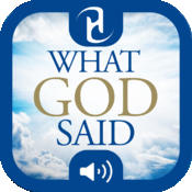 What God Said App Icon